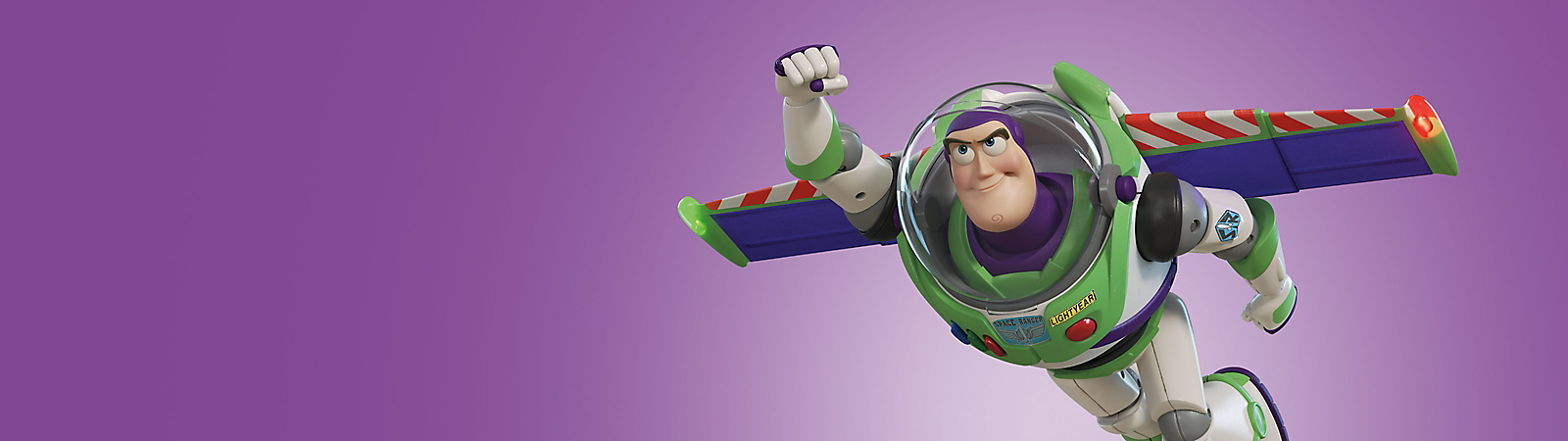Background image of Buzz Lightyear