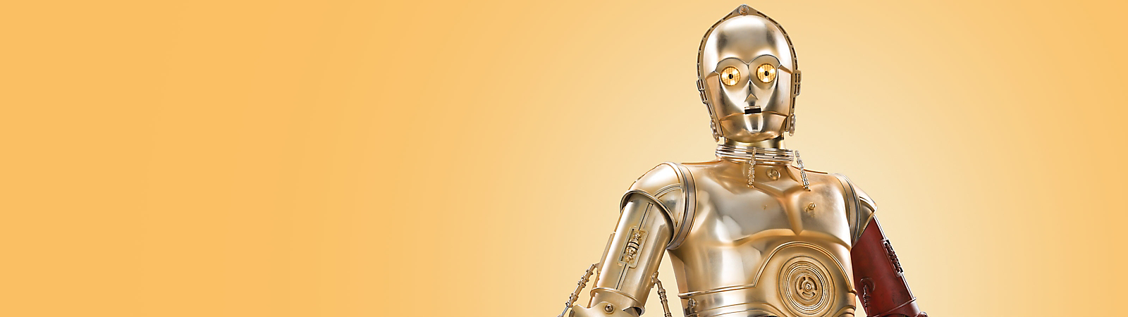 Background image of C-3PO