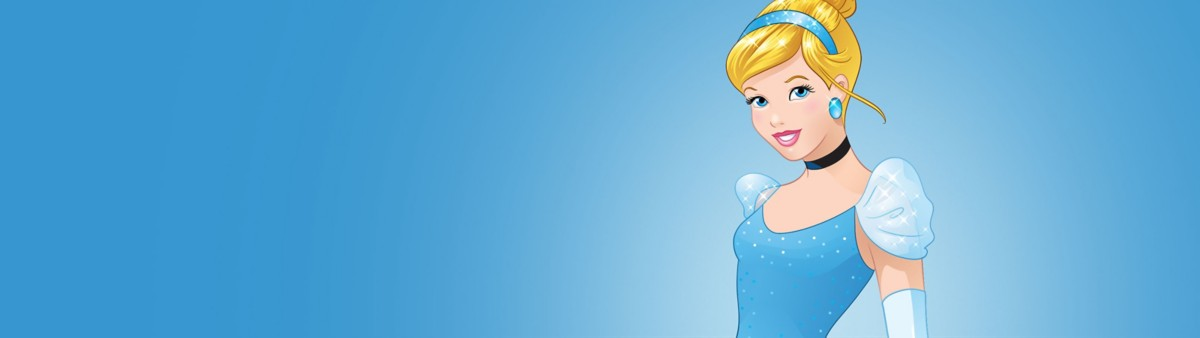 Background image of Cinderella