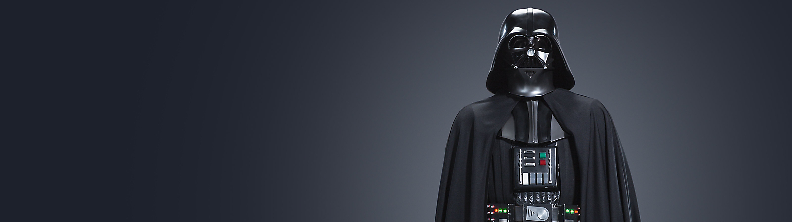Background image of Darth Vader