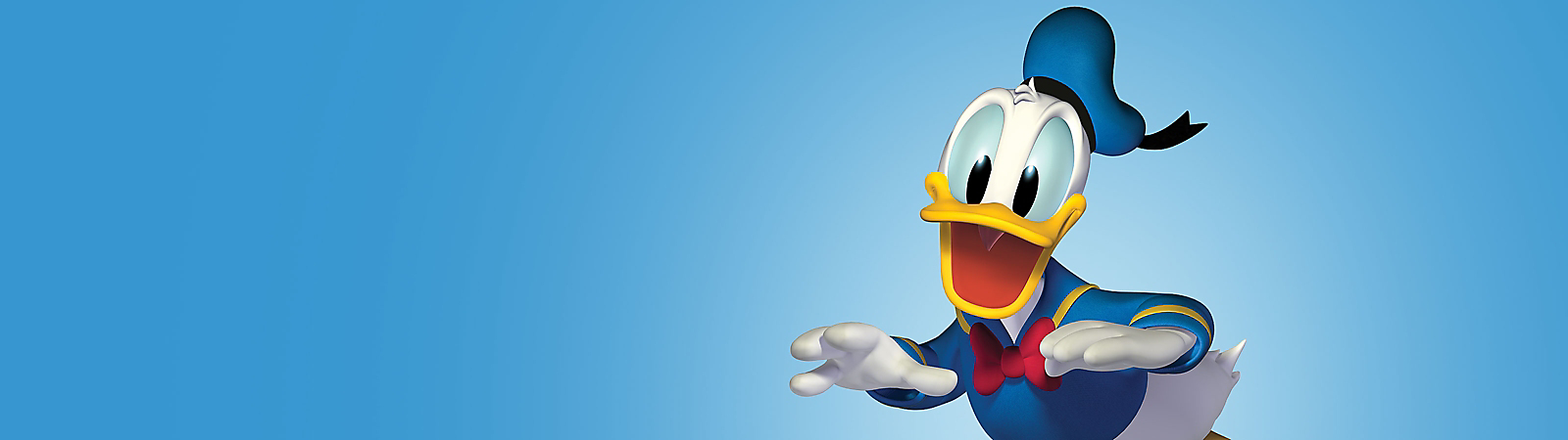 Background image of Donald Duck