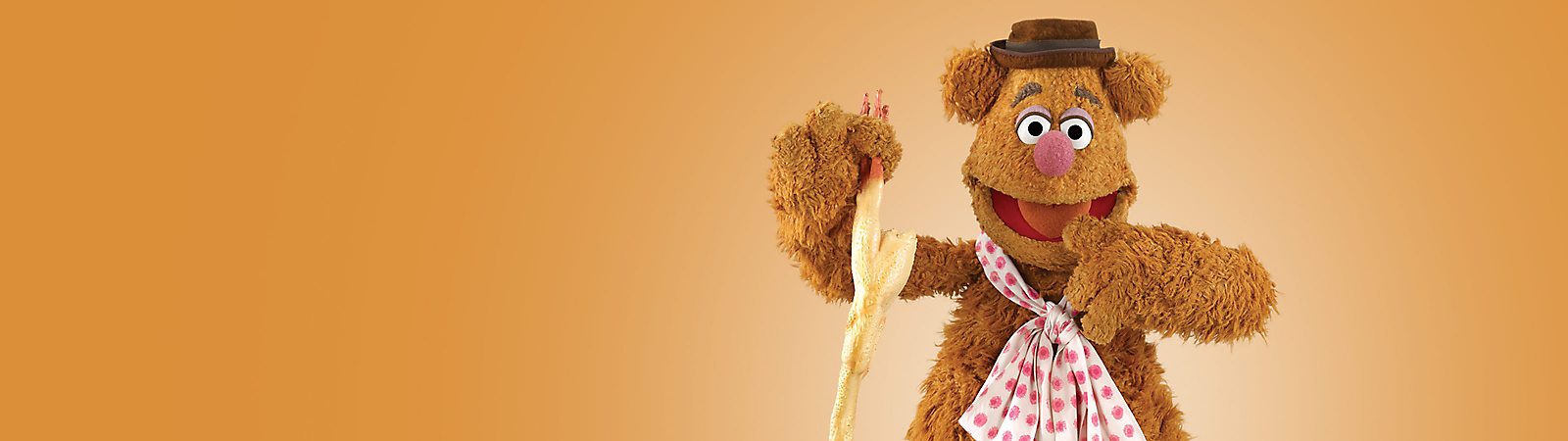 Background image of Fozzie Bear