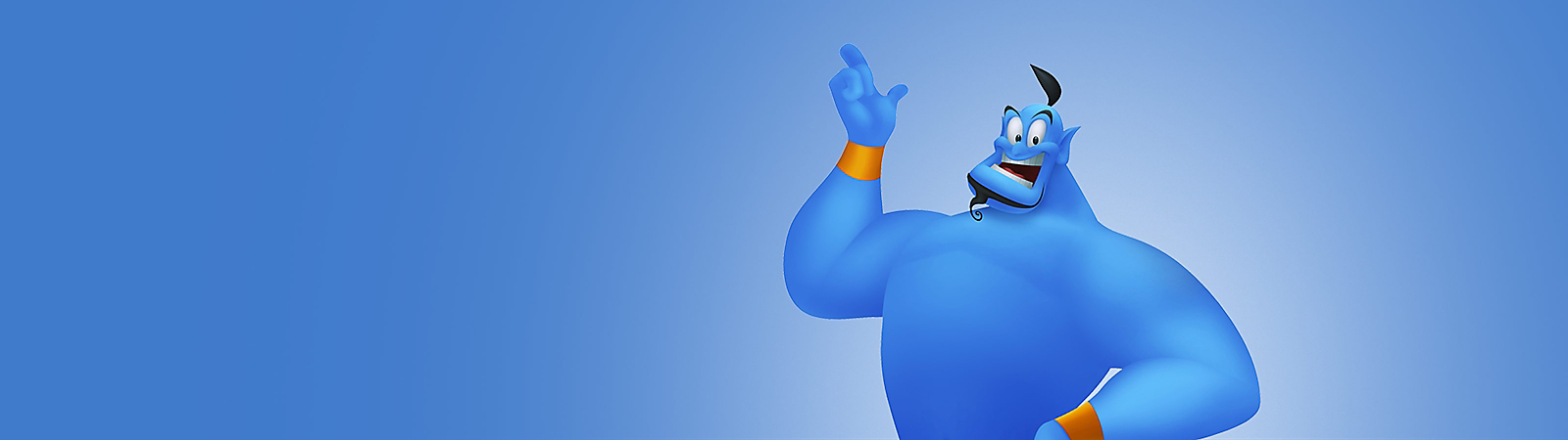 Background image of Genie