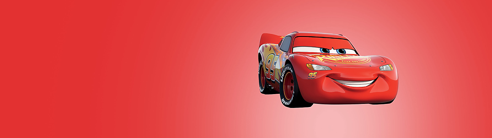 Background image of Lightning McQueen