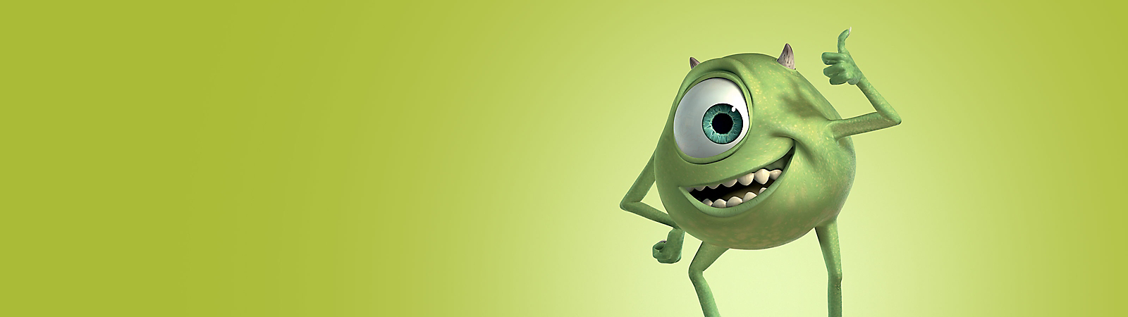Background image of Mike Wazowski