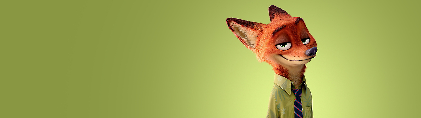 Background image of Nick Wilde