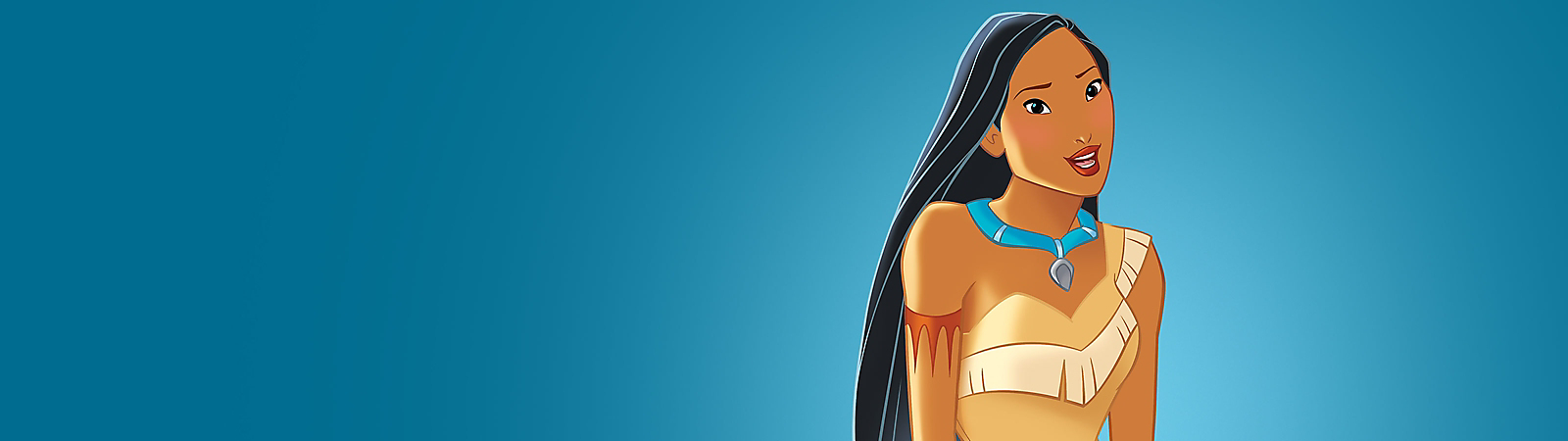 Background image of Pocahontas
