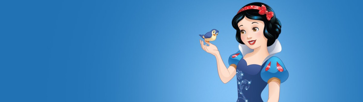 Background image of Snow White