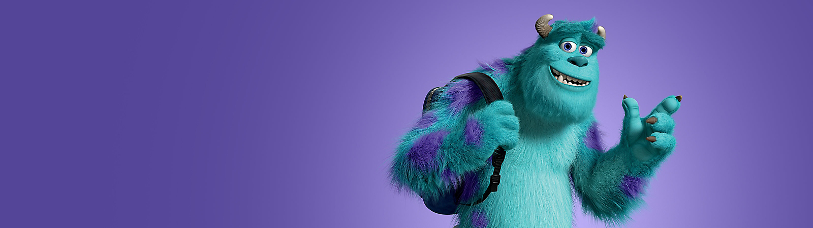 Background image of Sulley