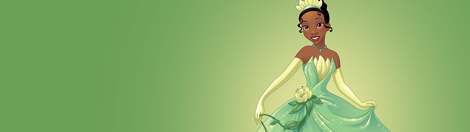 Tiana The Princess And The Frog Shopdisney