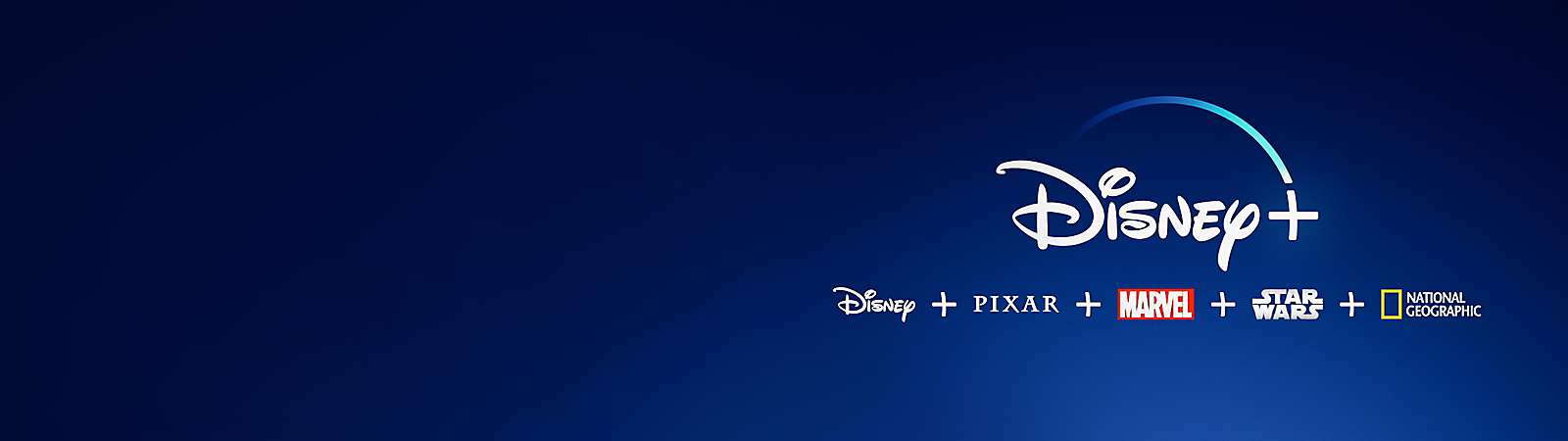 Background image of Disney+