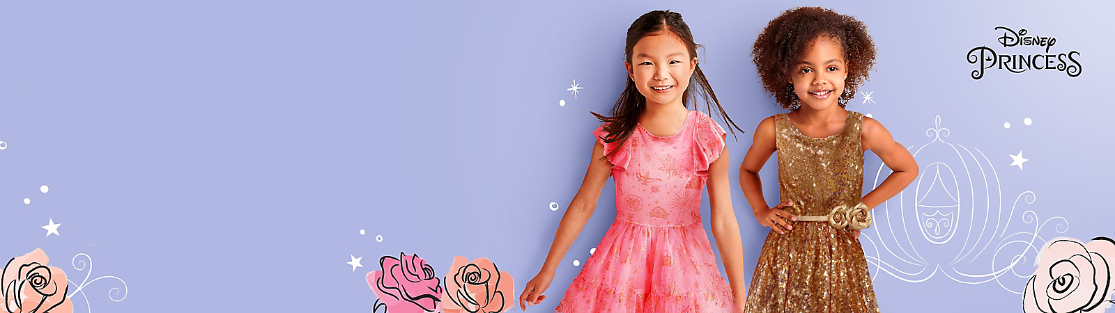 Disney Princess Royal adventures await when you dream big with our collection of the fanciest dresses, finest accessories, toys, costumes & more.