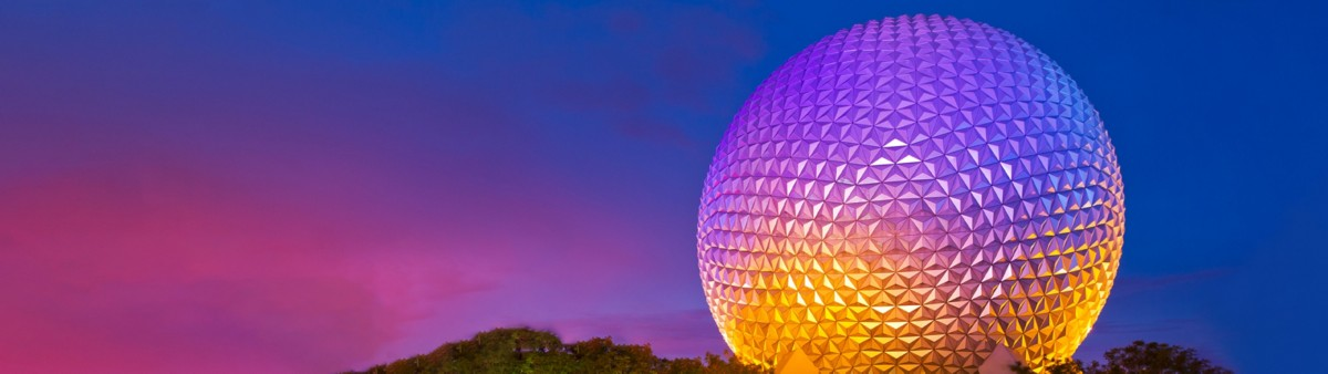 Background image of The Epcot Collection