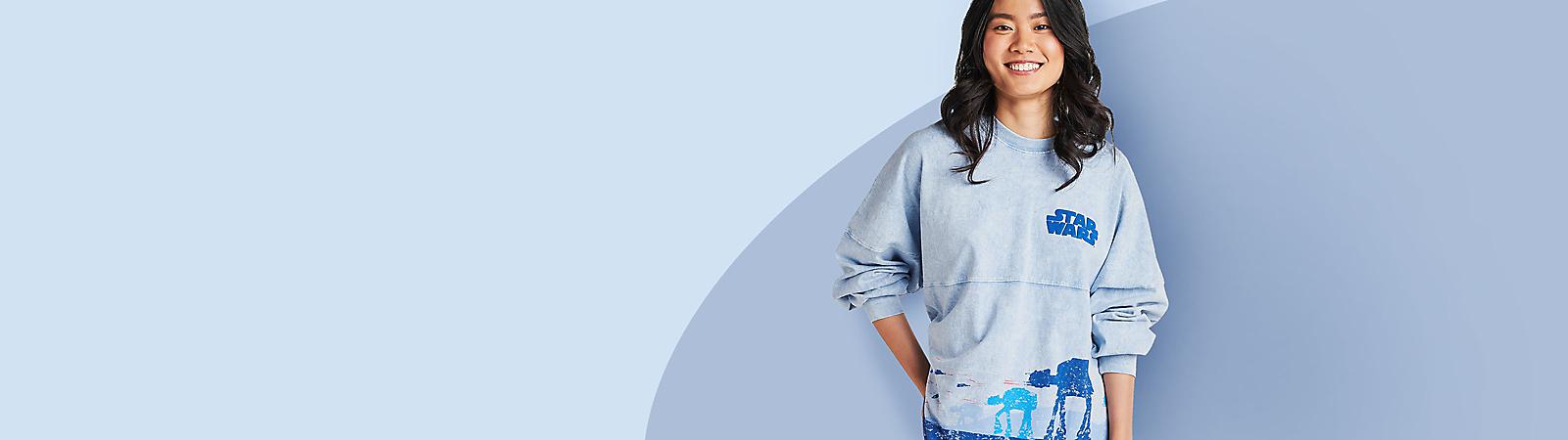 NEW BHS Boys Blue sweatshirt with hoddy top long sleeved Years 2 3 /& 4