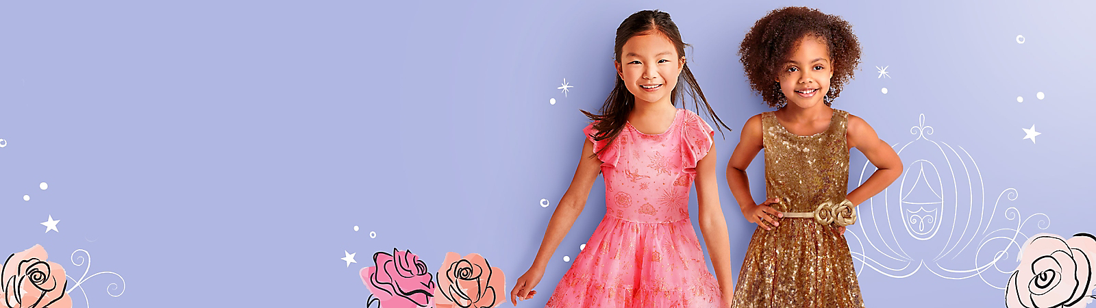 Disney Dresses & Skirts for Girls Latest twirl-tastic dresses and skirts fit for trendsetters.
