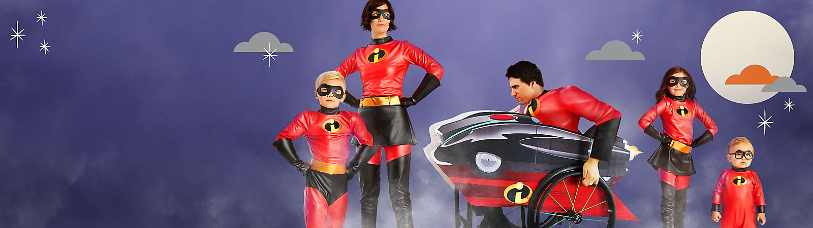 Background image of Family Halloween Costumes