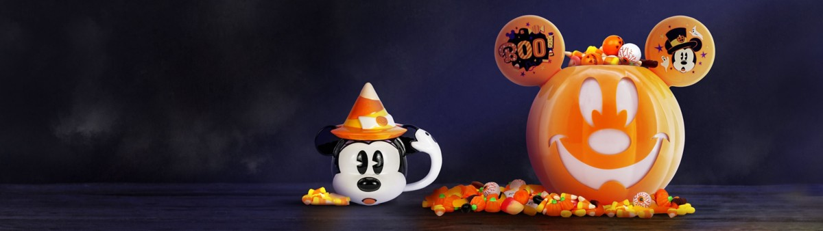 Background image of Halloween Home & Décor