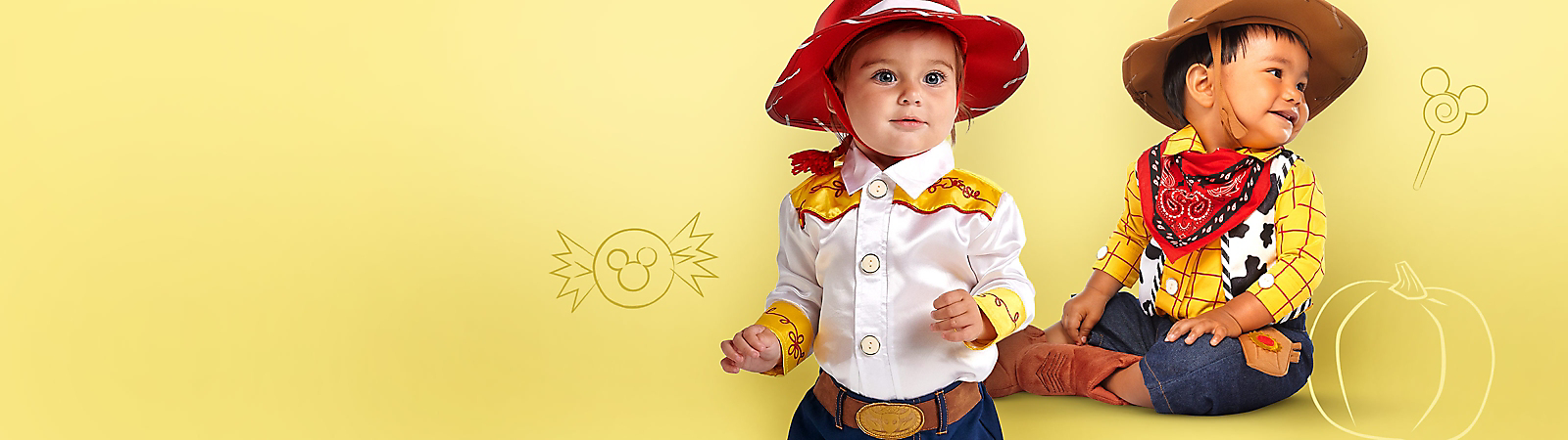 Halloween Costumes for Baby | shopDisney