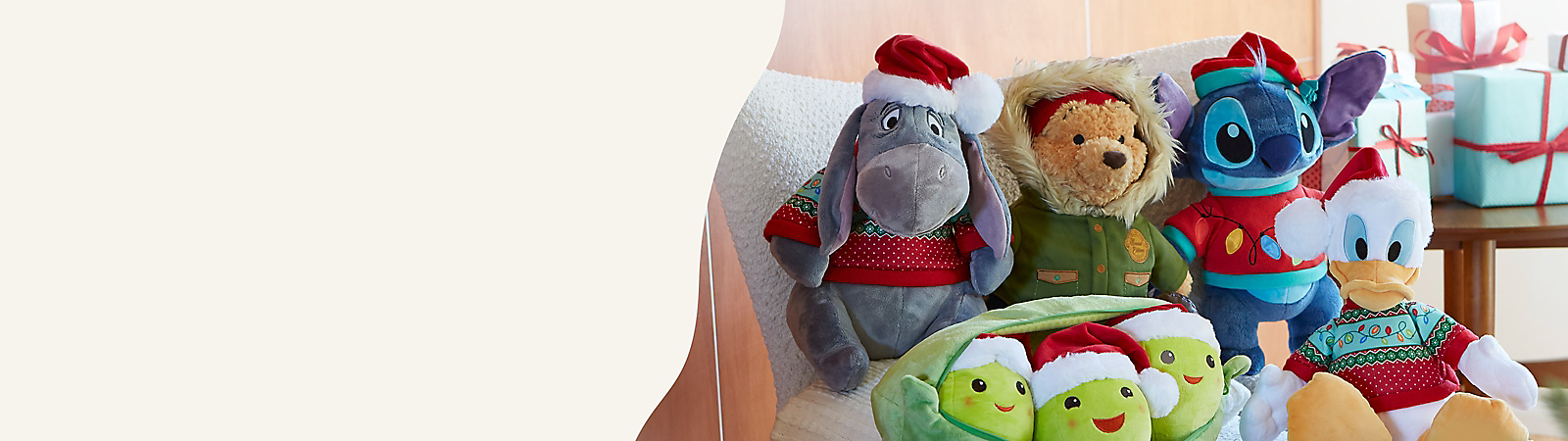 Background image of Holiday Toys & Stuffed Animals