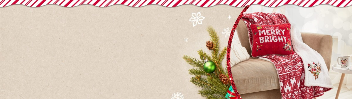 Background image of Holiday Home & Décor