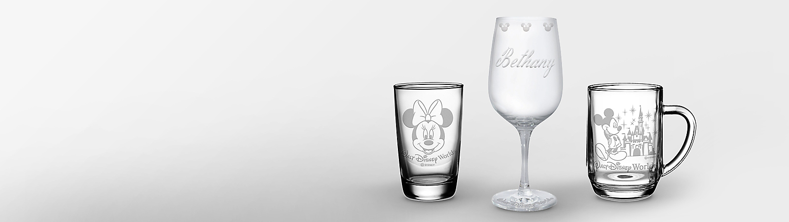 Background image of Glassware