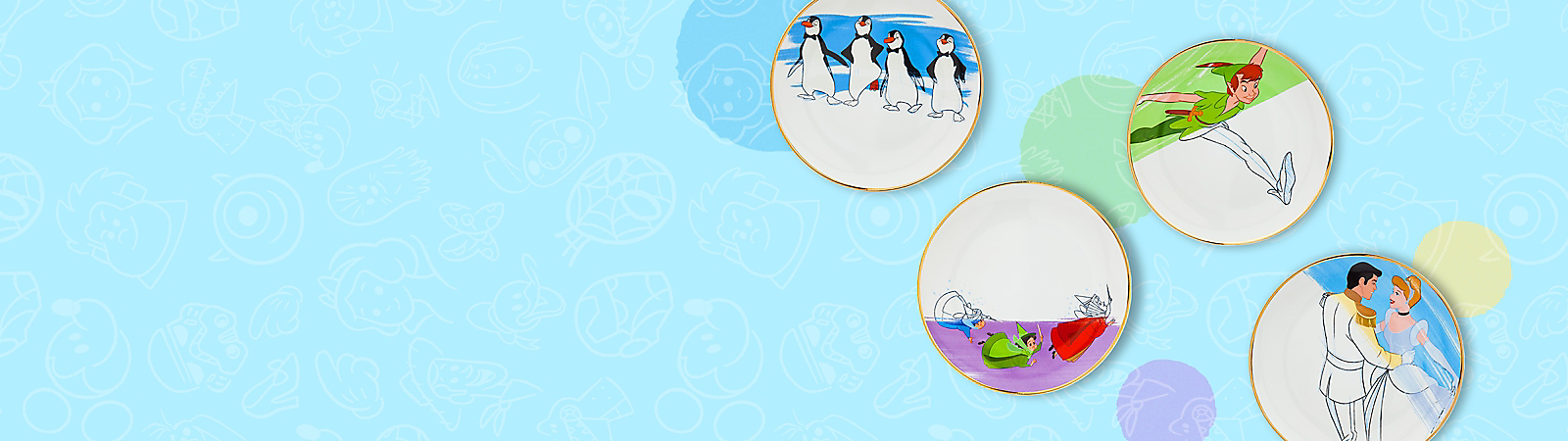 Background image of Dinnerware