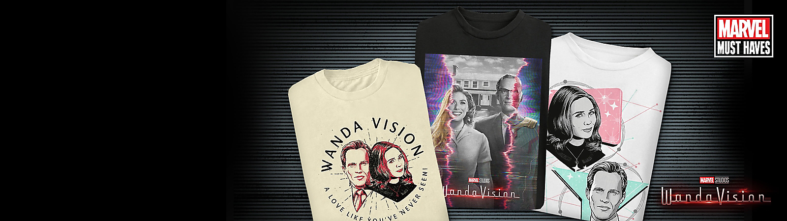 Visionary Designs. Welcome to a new era of t-shirt styles.