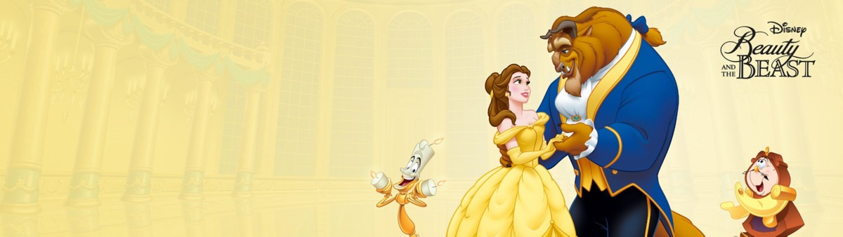 Background image of Beauty and the Beast