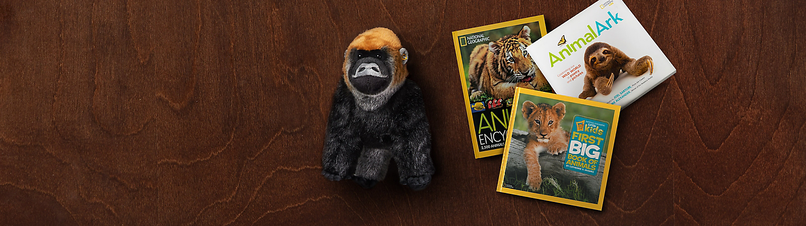 Background image of National Geographic Animals