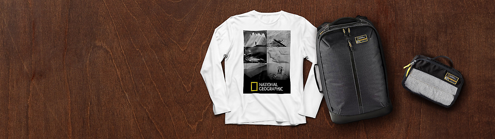 Background image of National Geographic Clothing & Accessories