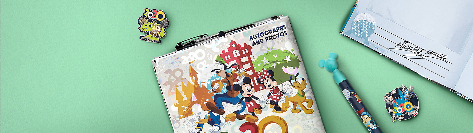 Background image of Disney Park Essentials