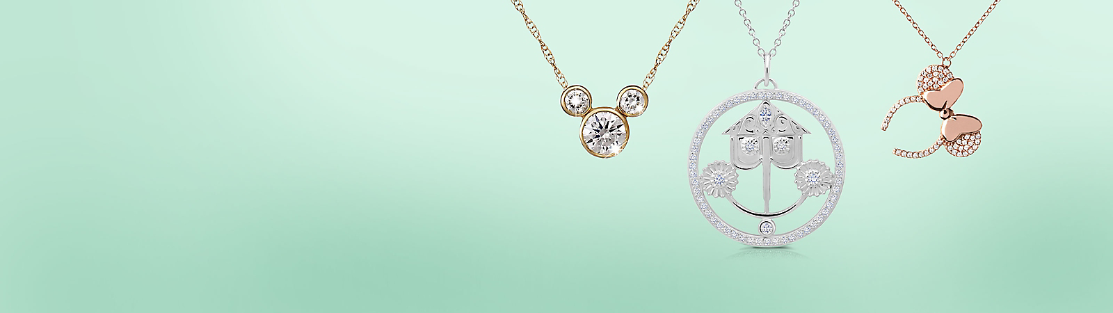 Disney Parks Jewelry Collection