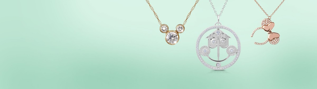 Background image of Disney Parks Jewelry Collection