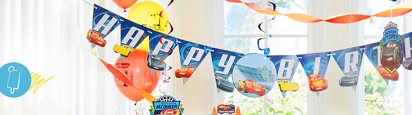Background image of Party Supplies