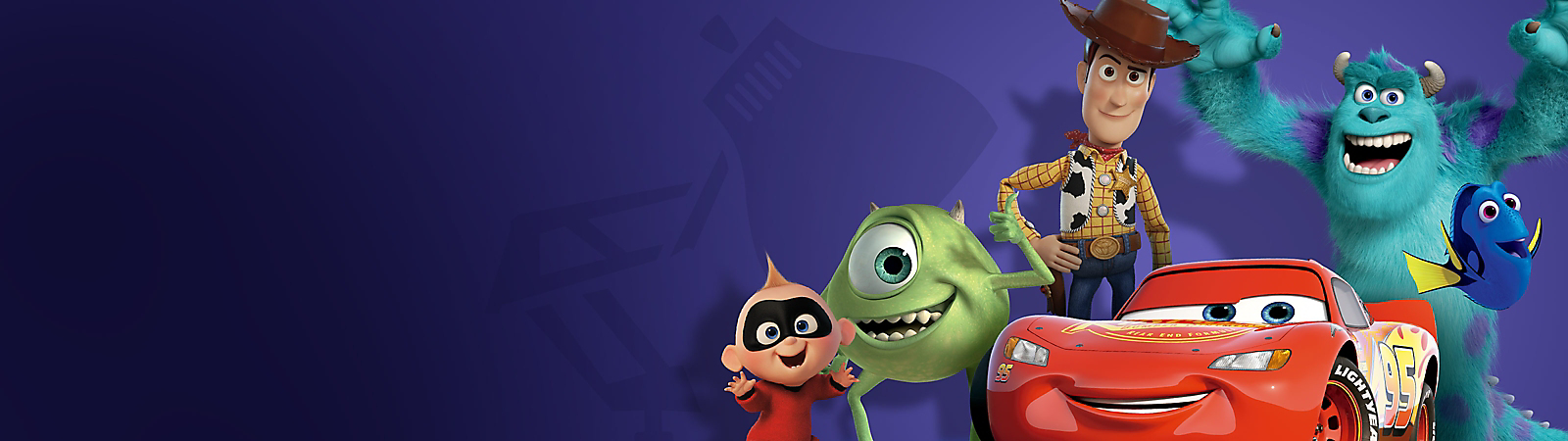 Background image of PIXAR