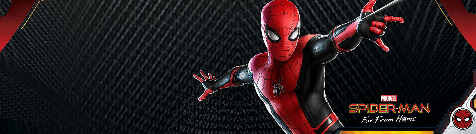 Background image of Spider-Man: Far From Home