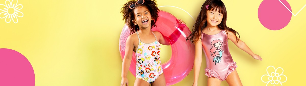When you're splashin' for fashion our sun-sational swimwear styles & cover-ups will soak up the fun. Our swim styles feature UPF 50+ built-in UV protection.