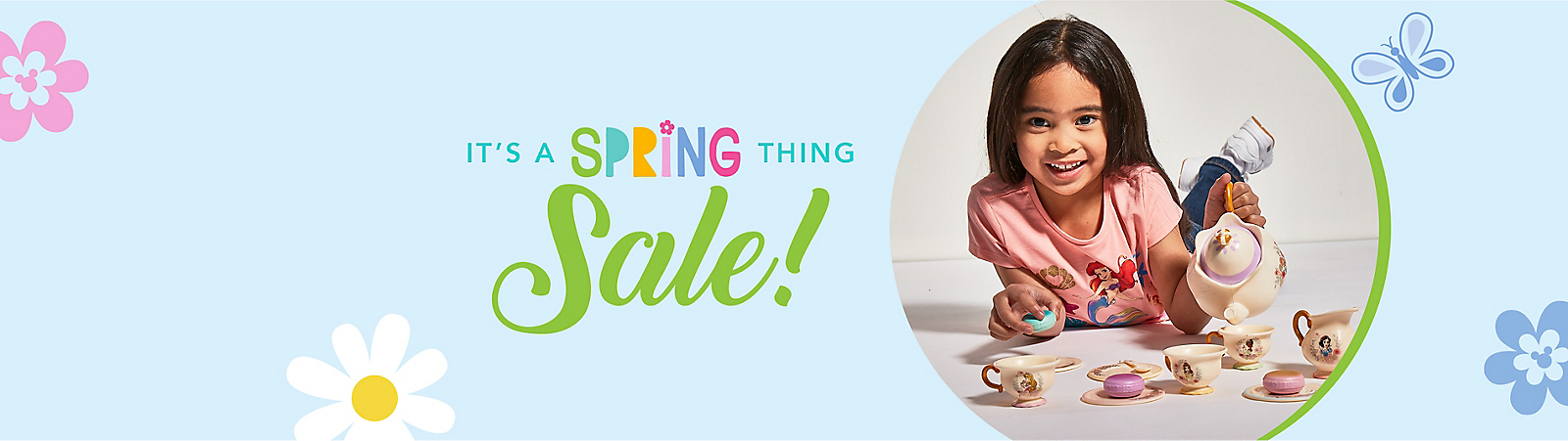 Background image of Spring Savings