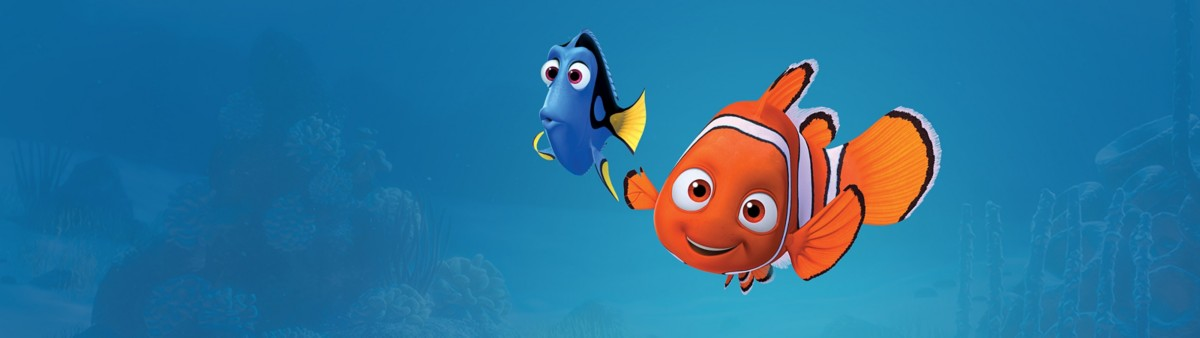 Background image of Finding Nemo