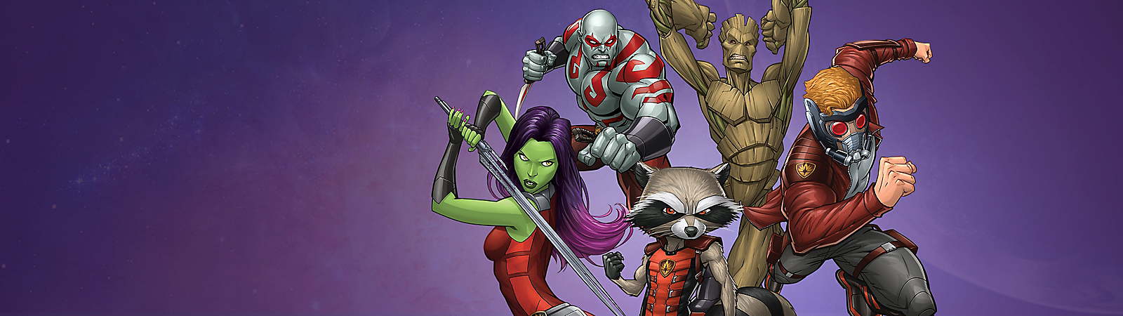 Background image of Guardians of the Galaxy