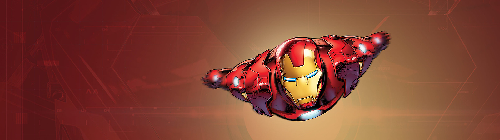 Background image of Iron Man