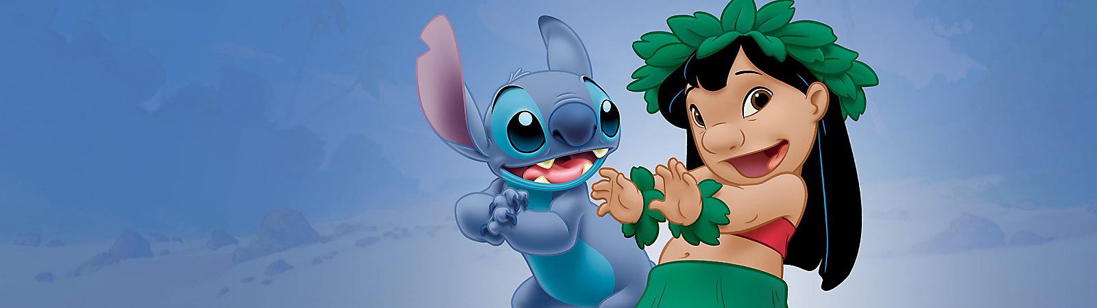 Background image of Lilo & Stitch