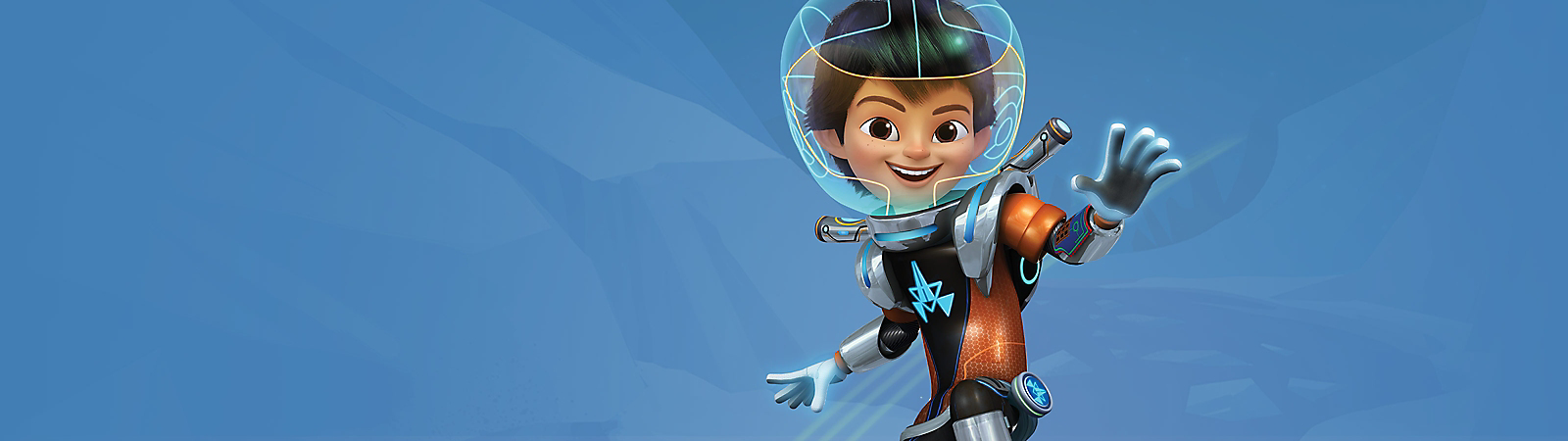 Background image of Miles from Tomorrowland