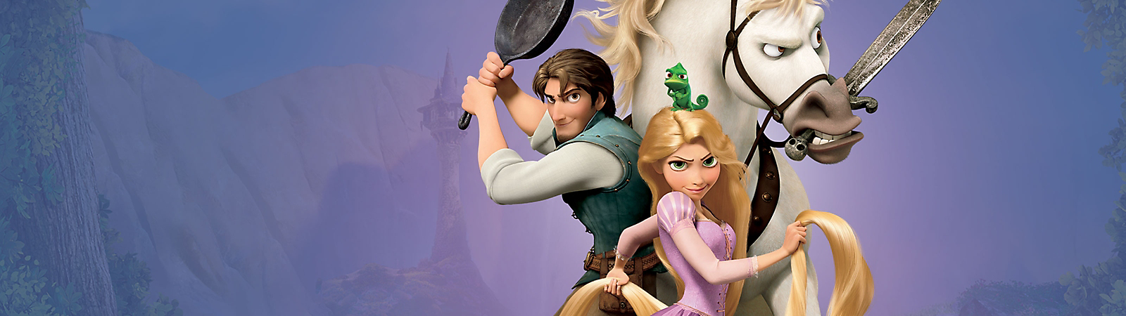 Background image of Tangled