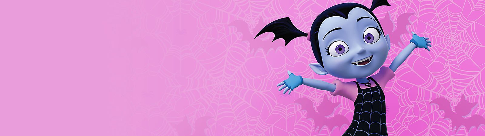 Background image of Vampirina