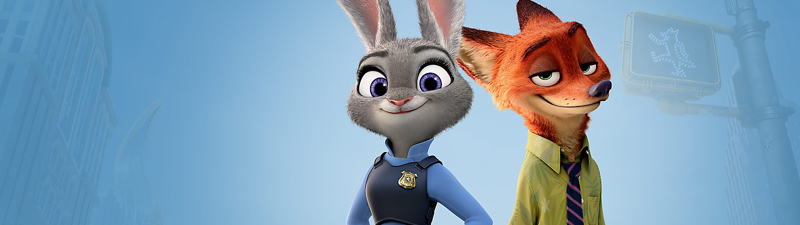 Background image of Zootopia