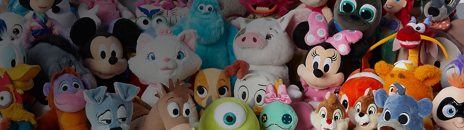 Plush & Stuffed Animals