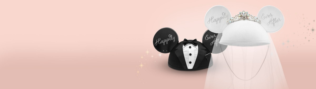 Background image of Magically Ever After Wedding Shop