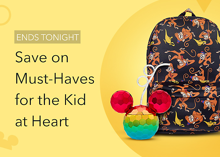 ENDS TONIGHT Save on Must-Haves for the Kid at Heart