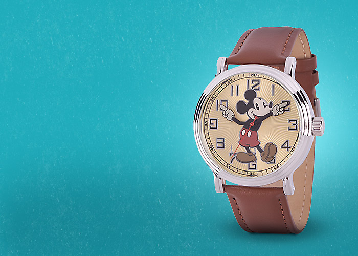 Mickey Mouse Watch for Dad